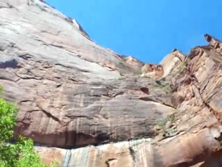 Springdale, UT: Upper Emerald Pool Video