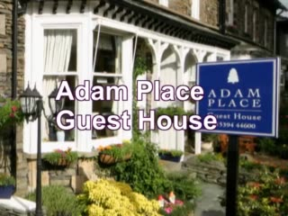 Adam Place Guest House: ADAM PLACE WINDERMERE VIDEO