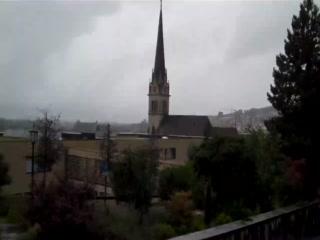 VIDEO: click to view: Raining in Liechtenstein