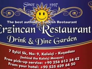 Kusadasi, Turkey: erzincan restaurant