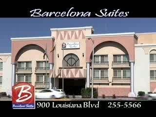 Barcelona Suites Hotel.