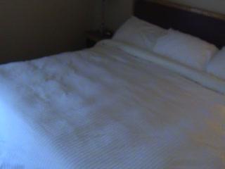 Creston Hotel ~ king bed room