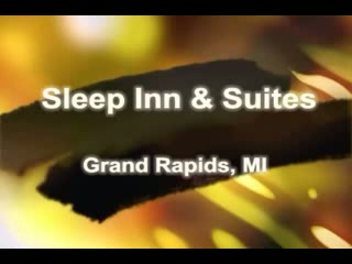 ‪سليب إن آند سويتس - إيربورت: Sleep Inn & Suites Grand Rapids Michigan‬