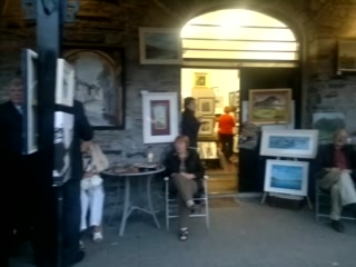 Art and Music at the Back Lane Gallery