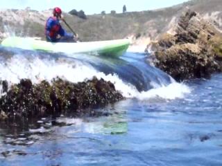 Avila Beach Paddlesports: Fossil Point Cave Adventure Tour