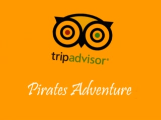 No Frills Excursions: Pirates Show Evening out