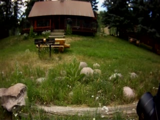 O-Bar-O Cabins: The O Bar O Tranquility