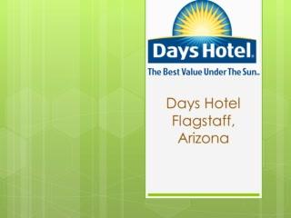 Days Hotel Flagstaff