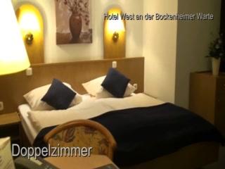 Hotel West an der Bockenheimer Warte: Hotel West