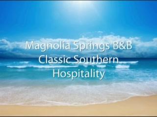 Magnolia Springs Bed & Breakfast