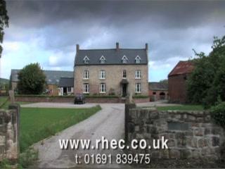 Rhandregynwen Hall Bed & Breakfast: Rhandregynwen Hall