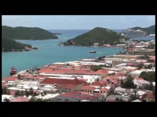 Charlotte Amalie, St. Thomas : Tour Blackbeard's Castle and Hotel 1829