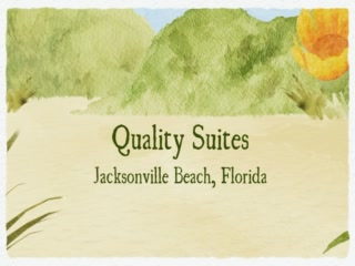 Four Points by Sheraton Jacksonville Beachfront: Quality Suites Oceanfront