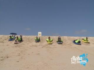 surf holidays with aloha surf academy