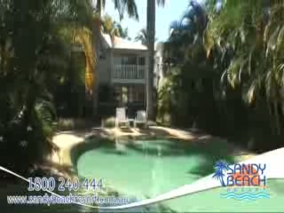Sandy Beach Resort Noosa: Sandy Beach Resort - sneek peek