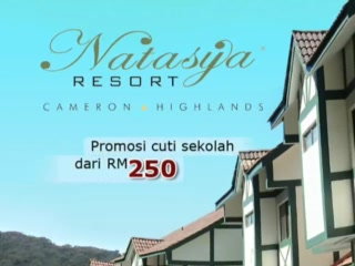Natasya Resort Cameron Highlands: School Holiday On The Top Of Highlands