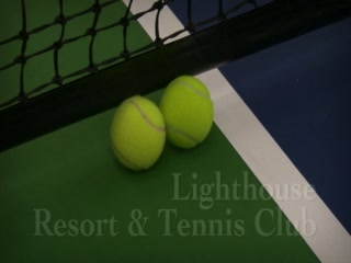 Lighthouse Oceanfront Resort: Lighthouse Resort Tennis Club