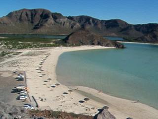 Balandra Beach La Paz Los Cabos Mexico