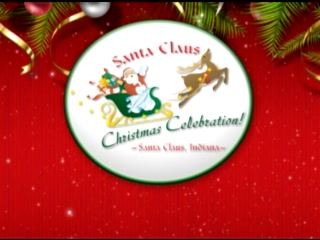Santa Claus Christmas Celebration in December