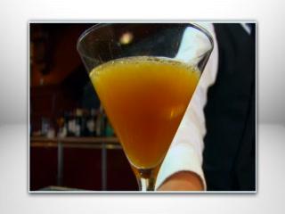 Hotel Grand Pacific: Earl Grey Martini