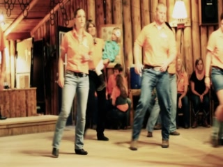 Drowsy Water Ranch Country Dance Night