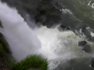 Foz do Iguacu, PR : Video of falls