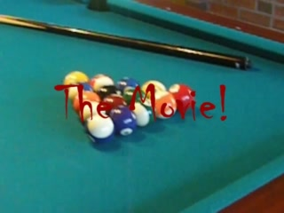 The Hyde Away Inn: New Pool Table - The Movie