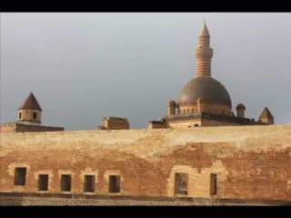 Ishak Pasa Palace near Mount Ararat - Video of Agri, Agri