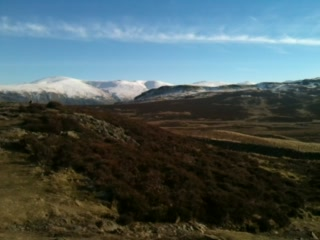 A walk over Walla Crag from Rooms36.co.uk