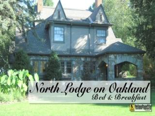 North Lodge on Oakland Vidio
