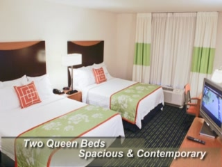 Fairfield Inn & Suites Melbourne Palm Bay/Viera: The Fairfield Experience