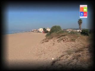 Coma Ruga, España: Playa de San Salvador