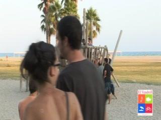 Coma Ruga, España: Playa de Coma-ruga