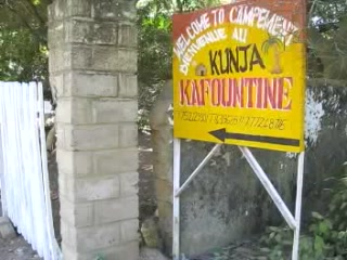 Kafountine, เซเนกัล: Promo Campement Kunja