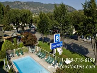 كوست بينتيكتون هوتل: Coast Penticton Hotel