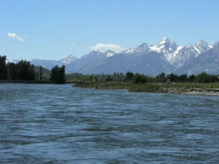 Jackson Hole, WY: Snake River Float