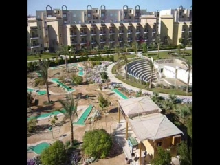 The Three Corners Sunny Beach Resort - Overview from the roof