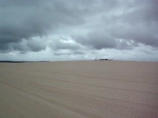 Albany, Australia: Yeadarup Dunes