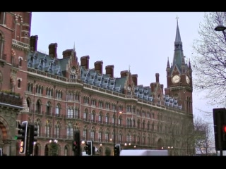 St. Pancras Renaissance Hotel London: Stunning building with a fascinating history