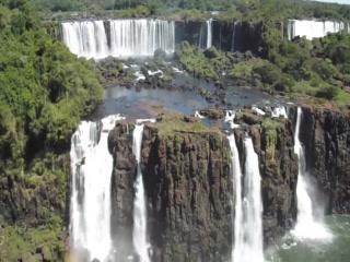 Foz do Iguacu, PR : Avec le son !!