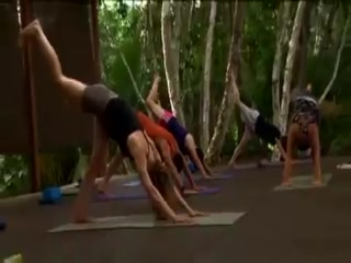Playa Nicuesa Rainforest Lodge: Yoga