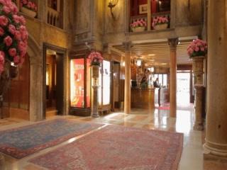 Bar Dandolo and the History of Hotel Danieli Venice