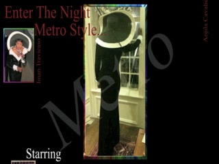 Enter The Night Metro Style @ The Metro Restaurant and Lounge