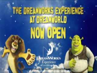 Coomera, ออสเตรเลีย: DreamWorks Experience at Dreamworld