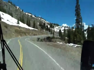 Scary Rd at 11,000 feet high