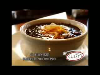 Cuzzy's Restaurant: Cuzzy's