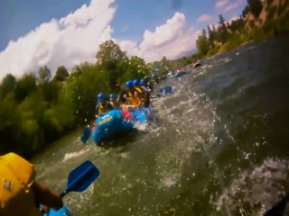 Buena Vista, CO : Whitewater Rafting with The Adventure Company