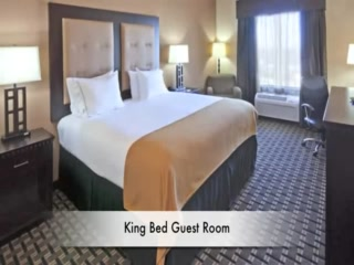 Holiday Inn Express & Suites Denton - UNT - TWU: HIE Denton