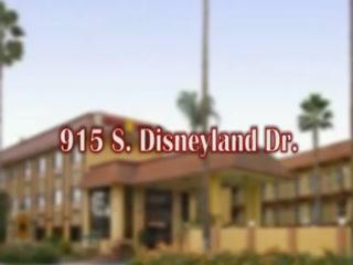 수퍼 에이트 애너하임 디즈니랜드 드라이브 사진