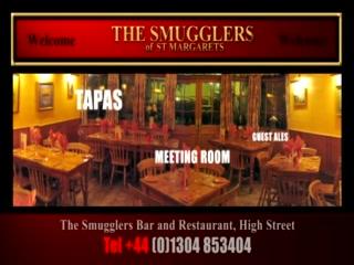 St Margaret's at Cliffe, UK: The Smugglers
